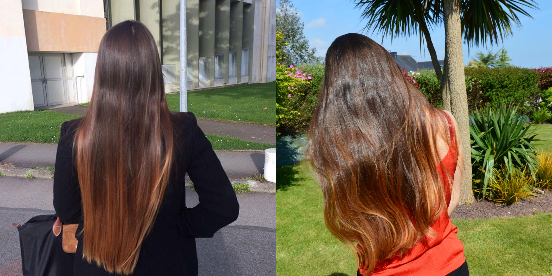 Cheveux fins apres coloration